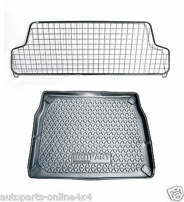 Land Rover Discovery 2 1998-2004 -  Mesh Dog Guard & Boot Liner