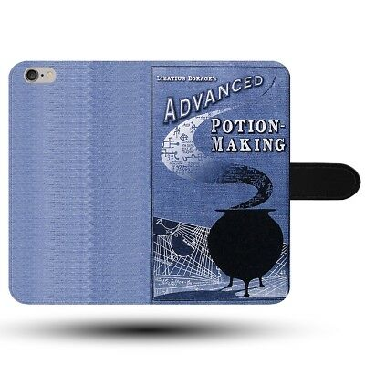 Advanced Potion Making Book Harry Potter Synthetic Fabric Phone Case Cover