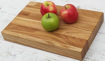 solid oak chopping cutting serving breakfast cheese bread board, different sizes