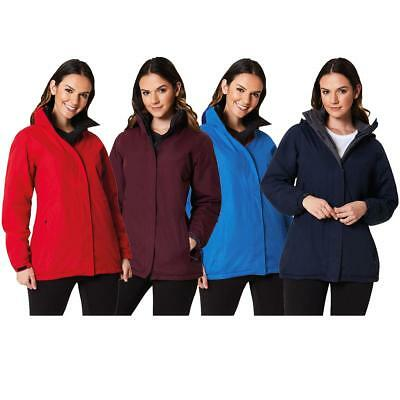 Womens Regatta Aledo Insulated Hydrafort Waterproof Jacket Coat