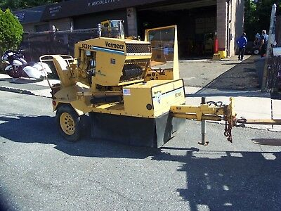 Vermeer stump grinder SC502 Turn Key !