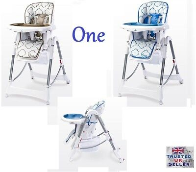 Caretero ONE High Chair baby Highchair Infant Child Feeding Next Day Delivery