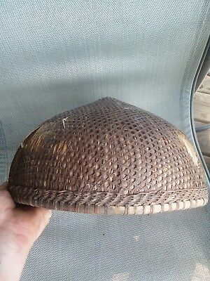 vintage coolie hat
