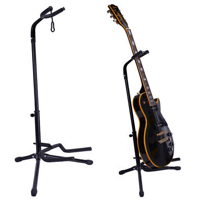 1pc Folding Electric Acoustic Bass Guitar Stand Floor Holder Support