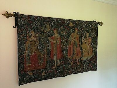 classic style Belgian tapestry
