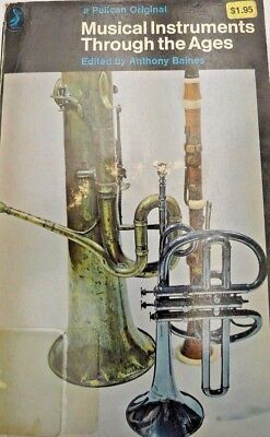VTG Musical Instrument Books, six in the lot