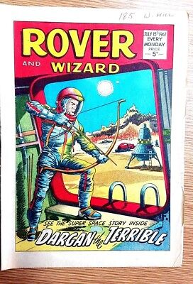 Rover and Wizard 15th July 1967