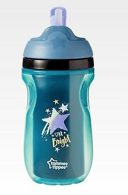 Tommee Tippee Insulated Straw Cup 12m+ Star Bright