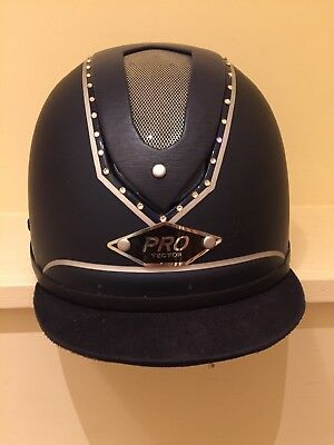 Size 57 PROtector International Riding Hat