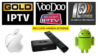 BEST IPTV SUBSCRIPTIONS for Mag, Avov, Firestick, Android box, Dreamlink