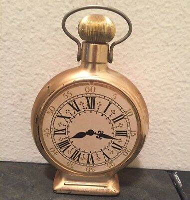 Vintage Avon Clock decanter Wild Country after shave lotion
