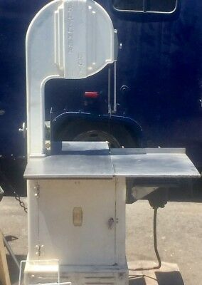 "Butcher Boy #B-14 (14"") Commercial Heavy Duty Meat Band Saw"