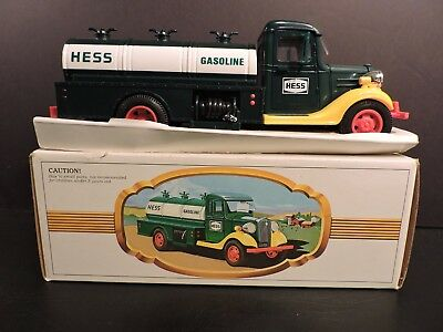 Vintage Mint In The Box Hess First Truck 1982/83 Toy Hong Kong