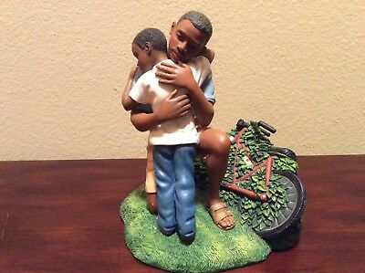 """""""Part of Growing"""" Figurine from the Brenda Joysmith """"Our Song"""" Collection"""