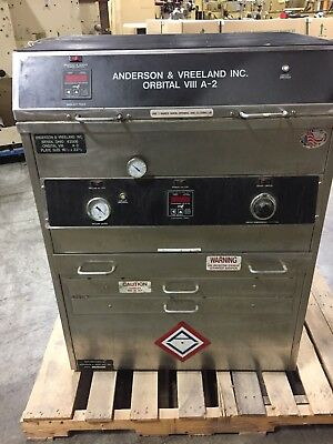 Anderson Vreeland Water Wash Flexographic Plate Maker