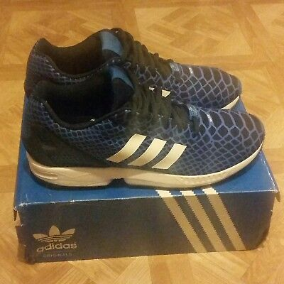 aebc47520 ADIDAS ZX FLUX TECHFIT B24932 Men s Size 11 -  32.99