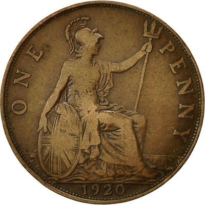 1911-1936 One Penny Coin - George V.  Choose Your Date!     One Coin/Buy!    #3