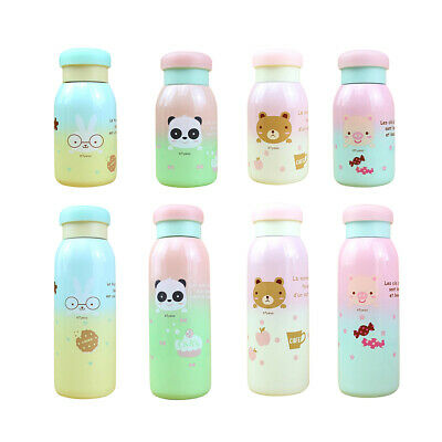 450ml 260ml Kids Thermoses Vacuum Flask Insulated Drinking Water Bottle Cup