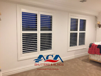 Plantation Shutters-ACA shutters & blinds