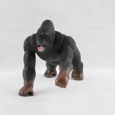 King Kong Skull Island Action Gorilla PVC Figure toy Collectible Gift 7''