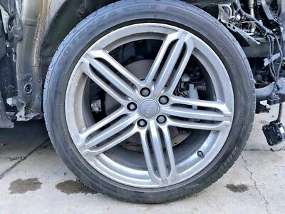 Audi Q5 19 Inch Alloy Wheels With Tyres Potenza 255 40 19