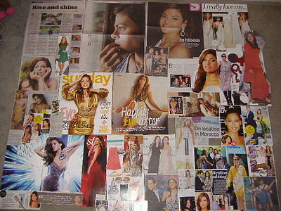 EVA MENDES - Over 30 clippings
