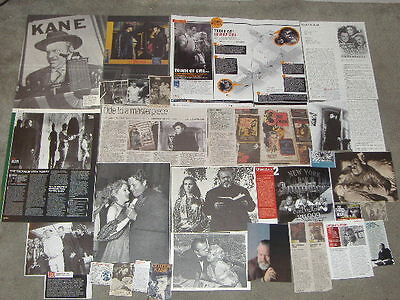 ORSON WELLES - Over 20 clippings