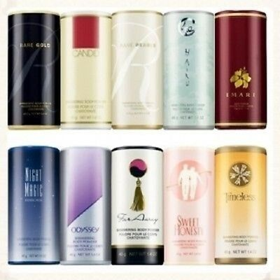 Avon Scented Powders......Discontinued