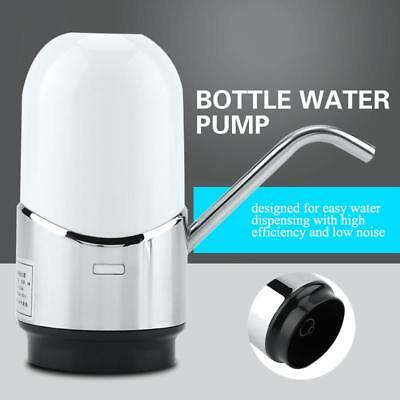 Portable Bottled Drinking Water Pump Electric Dispenser For Home Kitchen Office