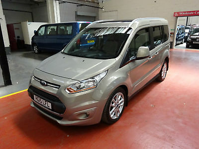 15 Ford Tourneo     Wheelchair Adapted Disabled Vehicle