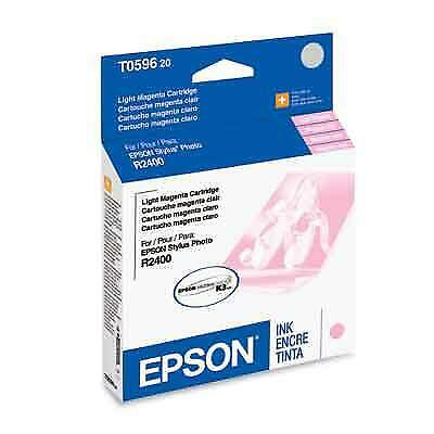 Epson T059620 520 Pages Light Magenta Original Ink Cartridge