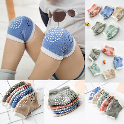 AU Unisex Baby Infant Toddler Crawling Knee Pads Safety Cushion Pad Protector