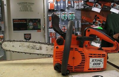 Genuine Stihl 009 Chainsaw | Serviced & Brand New Chain Fitted