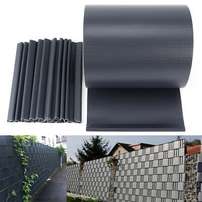 Balcony Privacy Screen Wind Protection Paneling Patio Sun Wind Shade Fence 35m