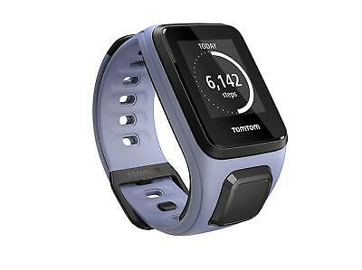 New TomTom Spark Sports Watch Smartwatch Running GPS Activity Monitor Purple