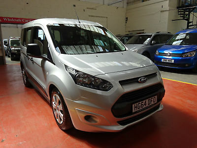 64 Ford Tourneo      Wheelchair Adapted Disabled Vehicle