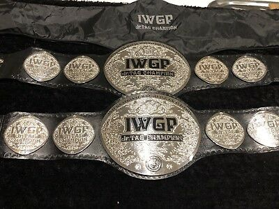 Iwgp Jr Tag Team Custom Replica Belt Wwe Wcw Ufc