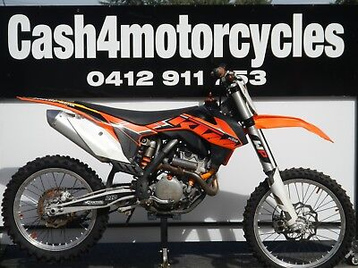 Ktm 350 214 Model Rides And Sounds As New @ $5690