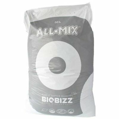 All Mix 50 Lt Biobizz Terriccio Organico Fertilizzato Sterilizzato con pH 6,6