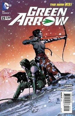 Green Arrow #23 (Vol 6) New 52