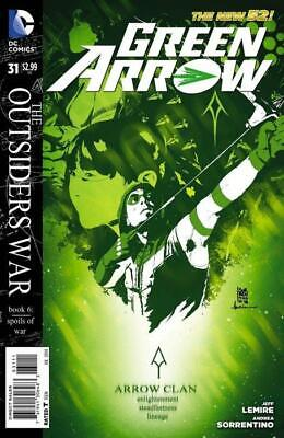 Green Arrow #31 (Vol 6) New 52
