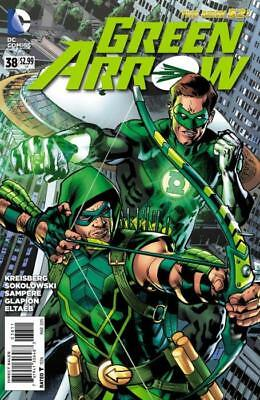Green Arrow #38 (Vol 6) New 52