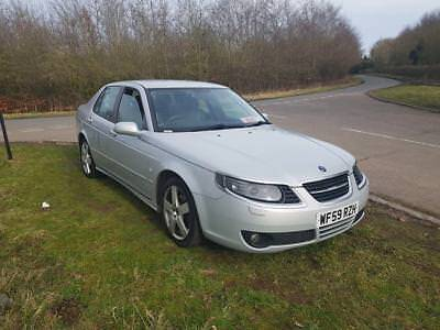 Saab 9-5 2.0t 2009.5MY Turbo Edition full service history immaculate throughout