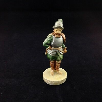 Sebastian Miniatures SML-013B Miles Standish with Title