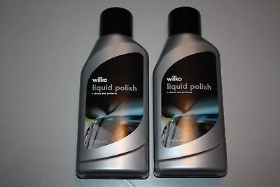 !!! MEGAPROMO !!! LOT DE 2 : Polish carrosserie - WILKO - 1L !