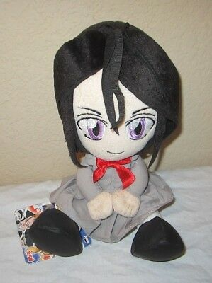 "Japan BLEACH ANIME RUKIA 7"" PLUSH BY BANPRESTO #42739"