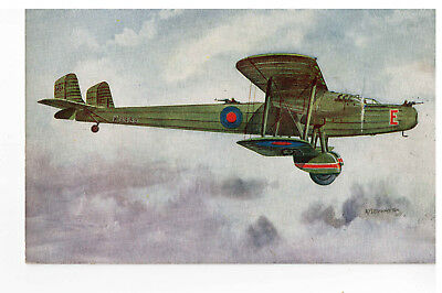 Handley Page, Biplan -LongRange Night Bomber