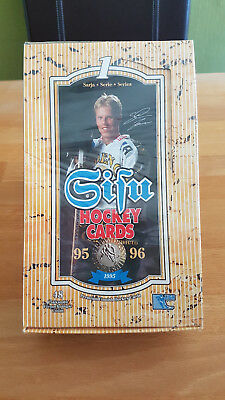 Finnland Sisu Hockey Cards 1995/1996 Leaf