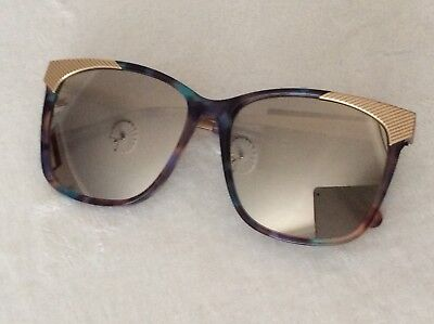 23bf2e524b0 NEW TED BAKER Womens Alva 1496 112 sunglasses- With Case and Lens ...