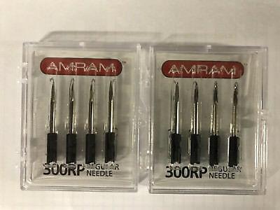 Amram 300RP Regular Needle Replacement Tagging Gun Needles 2-4 Packs